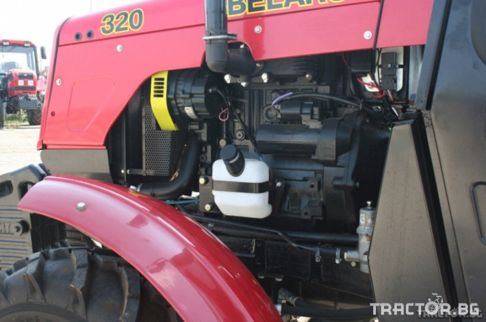 Трактори Беларус МТЗ 320.4 4 - Трактор БГ