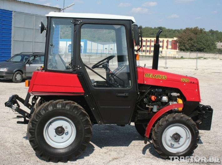 Трактори Беларус МТЗ 320.4 1 - Трактор БГ