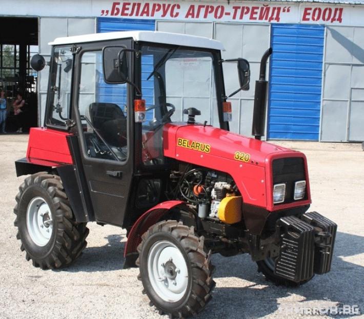 Трактори Беларус МТЗ 320.4 0 - Трактор БГ