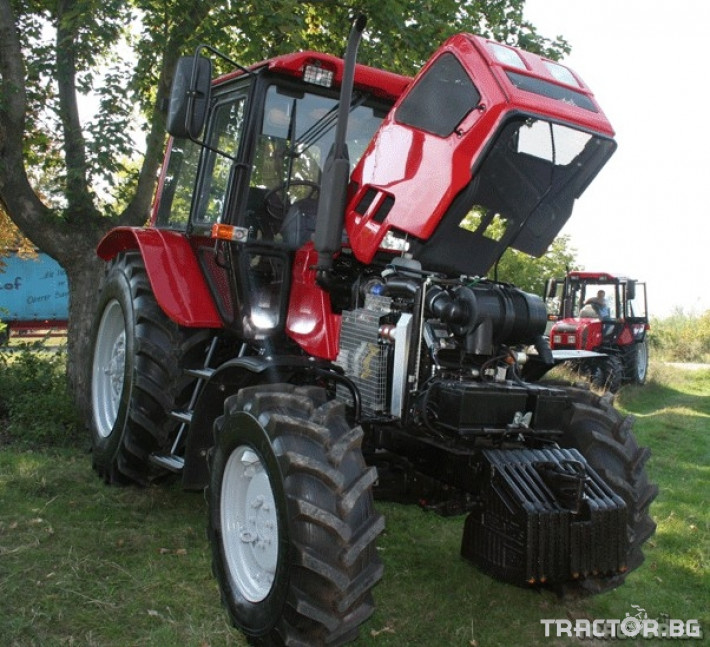 Трактори Беларус МТЗ 952.4 3 - Трактор БГ