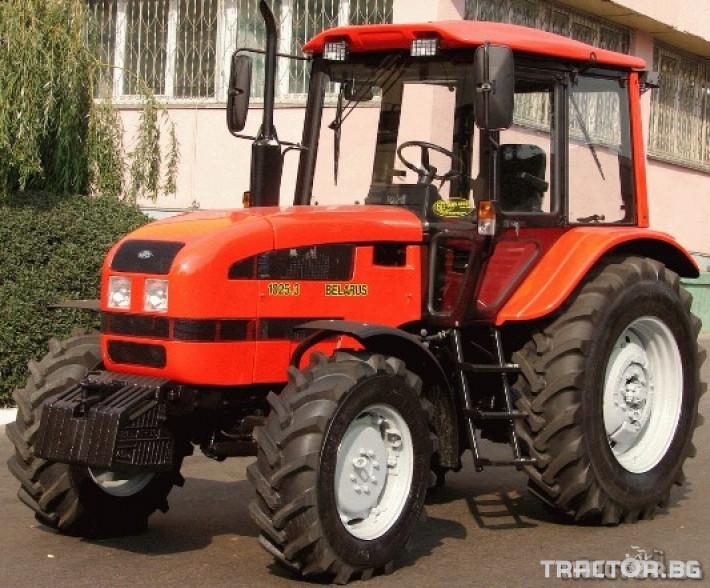 Трактори Беларус МТЗ 1025.4 2 - Трактор БГ