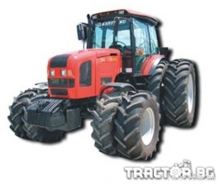 Трактори Беларус МТЗ 2022.4 4 - Трактор БГ