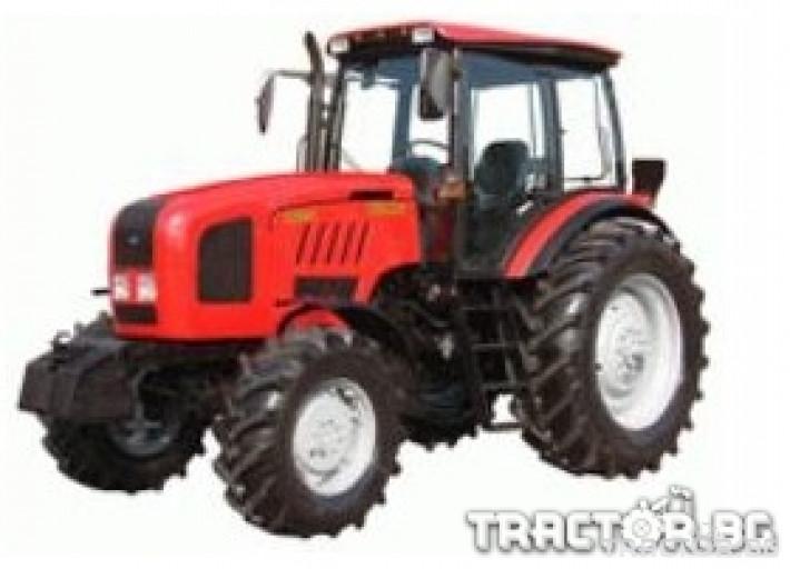 Трактори Беларус МТЗ 2022.4 3 - Трактор БГ