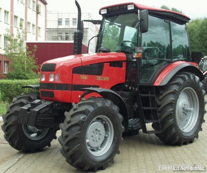 Трактори Беларус МТЗ 1523.4 0 - Трактор БГ