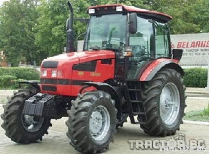 Трактори Беларус МТЗ 1523.4 4 - Трактор БГ