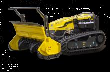 ENERGREEN Robo - самоходен верижен горски мулчер с дистанционно