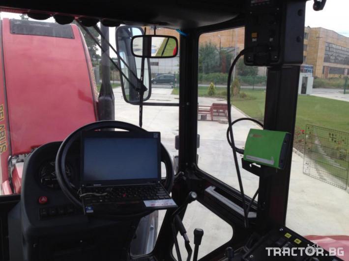 Сервиз на трактори Мобилната сервизна група БЕЛАРУС АГРО-ТРЕЙД 5 - Трактор БГ