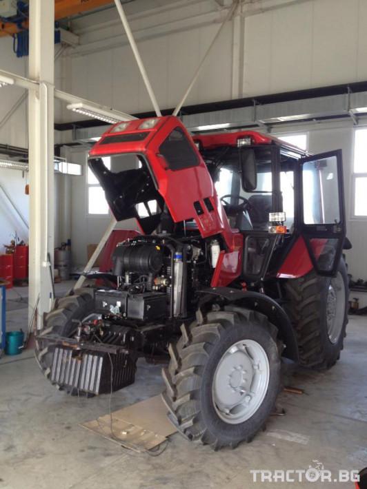 Сервиз на трактори Мобилната сервизна група БЕЛАРУС АГРО-ТРЕЙД 0 - Трактор БГ