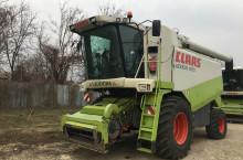 Комбайн CLAAS Lexion 470 + V750